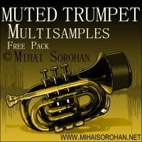 Mihai Sorohan Music Corner: Free Muted Trumpet Sample Pack
